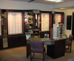 Doctors of Optometry, Inc. Optical Area